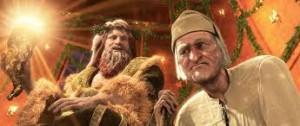 Vianočná koleda, Cesta k sebe, Gašparík Peter,