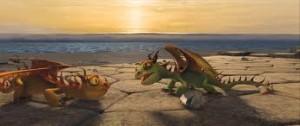 Ako vycvičiť draka, Cesta k sebe, Gašparík, Peter