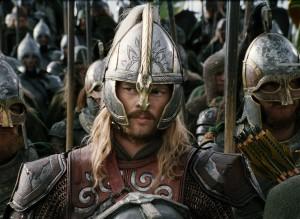 Pán Prsťeňov, Gašparík, Mužská sila,