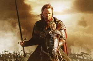 Aragorn, Mužská sila, Mužská energia, Cesta k sebe,